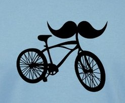 Mustache Bike Hipster Bicycle Pictures Pinterest